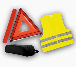 kit de emergencia, kit de emergencia para coches, bolsa de emergencia